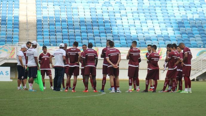 América-RN - time (Foto: Canindé Pereira / América FC)