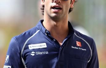 Com Rosberg fora, as chances de Nasr permanecer na Fórmula 1 cresceram
