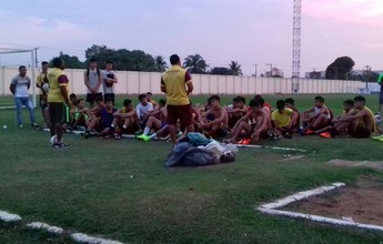 Genus aposta na interação das equipes sub-20 e sub-16 nos treinos