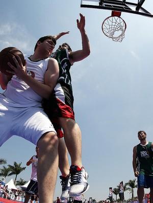 NBA 3x Basquete de rua (Foto: Gaspar Nóbrega)