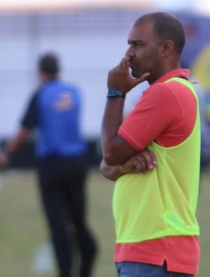 Alexandre Ferreira, técnico do Botafogo-SP (Foto: João Valdevite/Ag. Botafogo)