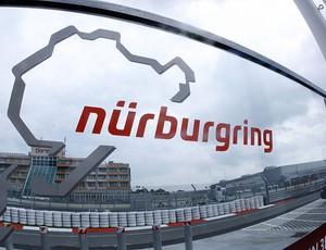 placa gp da alemanha nurburgring (Foto: Agência EFE)