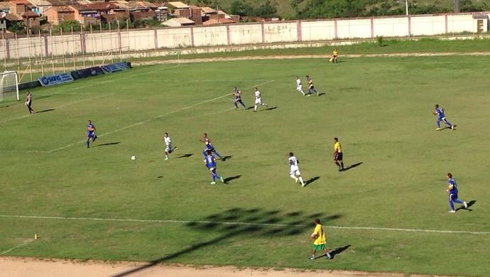 Boca Júnior x Boquinhense (Foto: Felipe Martins)