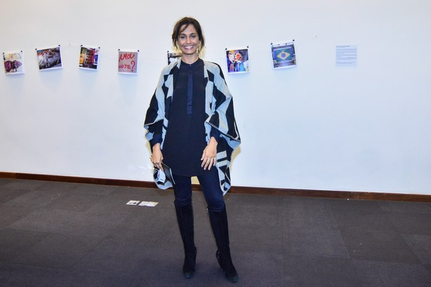 Camila Pitanga  (Foto: Glaucon Fernandes/Brazil News)