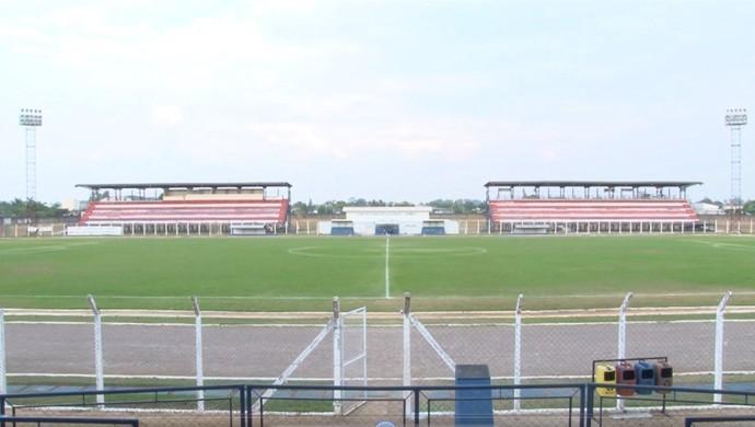 Estádio Portal da Amazônia (Foto: Reprodução/Rede Amazônica)