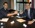 Barcelona anuncia a renovação de contrato com Busquets até 2021
