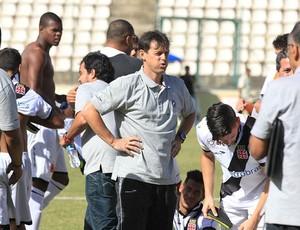 Sorato, técnico do time júnior do Vasco (Foto: Marcelo Sadio/vasco.com.br)