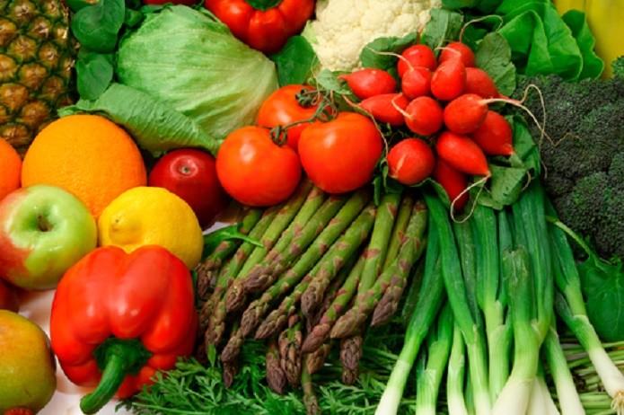 alimentos in natura