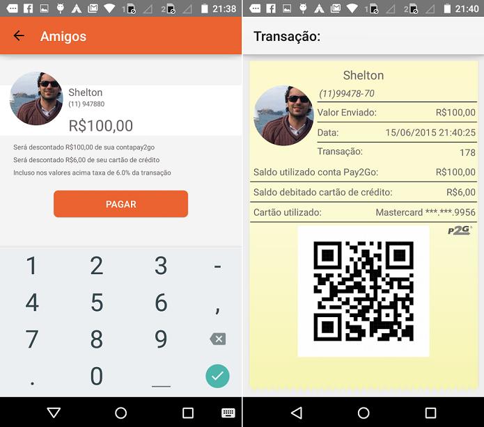 Pay2Go possui um sistema parecido com o do PayPal (Foto: Divulgação/Pay2Go)