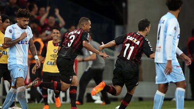 Atlético-PR x Londrina - Campeonato Paranaense 2018 - globoesporte.com 88c220e612310