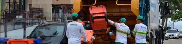 Rotas dos caminhões de lixo na cidade são disponibilizadas no Waze (editar título)