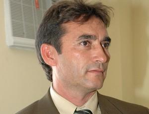 Nosman Barreiro, presidente do Cruzeiro de Itaporanga (Foto: Divulgação)