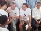Ministro do Turismo participa de ação contra o Aedes aegypti na Paraíba