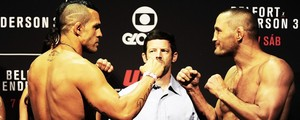 UFC tem Belfort X Henderson em SP; SIGA as lutas em tempo real (Marcos Ribolli)