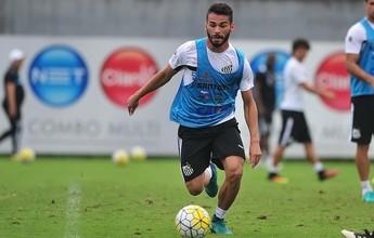 Thiago Maia não se empolga com Zenit e quer ficar no Santos em 2017