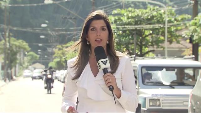 Reportagem de Marcela Pierotti (Foto: Arquivo Pessoal)