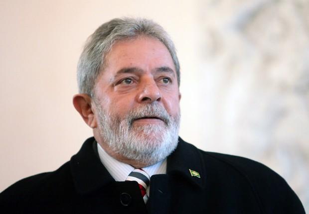 Luiz Inácio Lula da Silva, em imagem de 2009, quando ainda era presidente do Brasil, durante visita a Berlim (Foto: Sean Gallup/Getty Images)
