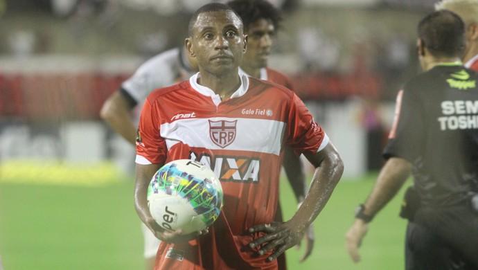 Diego CRB (Foto: Douglas Araújo/Assessoria do CRB)