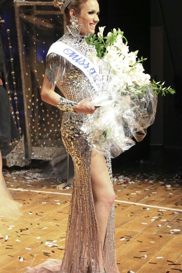 Kalena Rios é do Belém do Pará e foi eleita a transex mais bonita do mundo (Foto: Divulgação)
