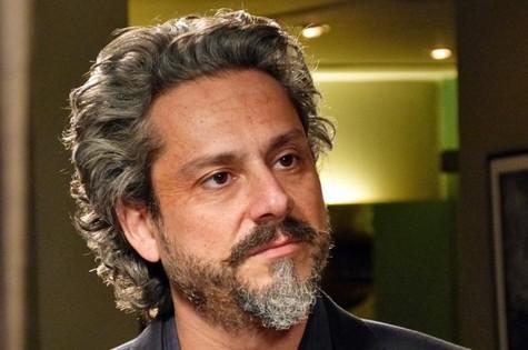 Alexandre Nero, o José Alfredo de 'Império' (Foto: Divulgação/TV Globo)