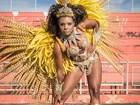 Para rainha do carnaval de Bauru, escola de samba se tornou família