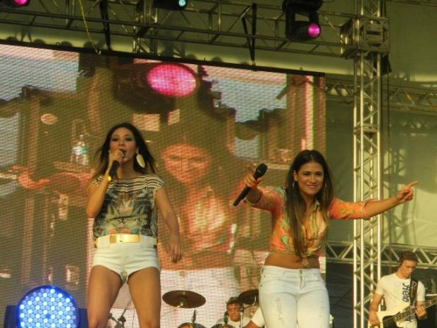 Simone e Simaria têm mais de dez marcados para o Carnaval (Foto: Divulgação)