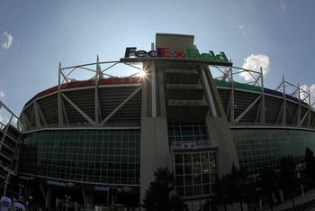Fedexfield Washington Redskins NFL (Foto: Ronald Martinez / Getty Images)