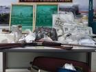 Laboratório de drogas é desarticulado e cinco são presos em Santa Bárbara