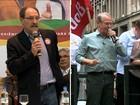 Na volta do horário eleitoral, Sartori e Tarso intensificam campanhas no RS