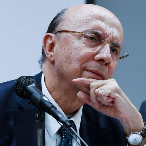 O ministro da Fazenda Henrique Meirelles (Foto:  Aílton de Freitas / Agência O Globo)