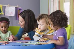 Crianças ficam mais doentes quando vão para a escola?