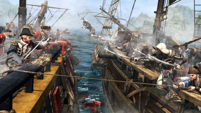 Assassins Creed 4: Black Flag (Foto: Divulgação/Ubisoft)