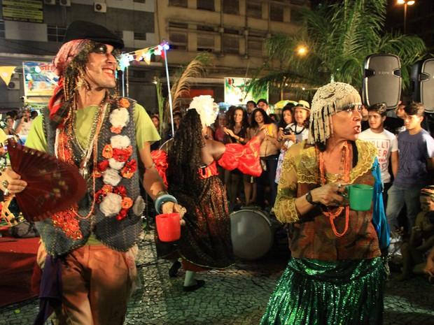 Espetáculo cênico vai até o dia 12 de dezembro neste primeiro ciclo (Foto: Miguel Igreja/Divulgação)