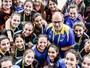 Morten Soubak busca novos talentos do handebol nos Jogos Escolares