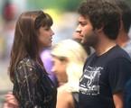 Alice Wegmann e Humberto Carrão como Isabela e Tiago de 'A lei do amor' | Reprodução