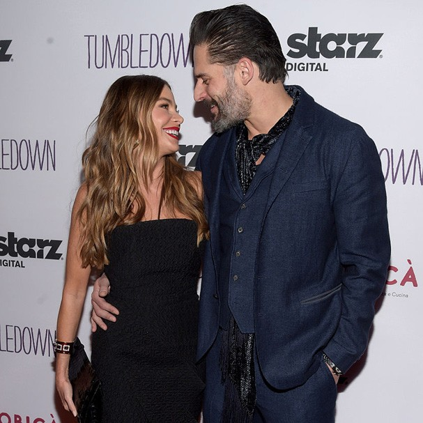 Sofia Vergara e Joe Manganiello (Foto: Getty Images)
