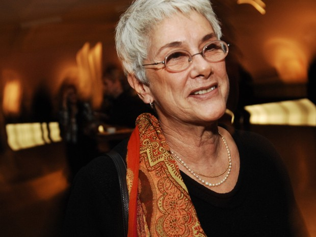 A cineasta Susana Moraes, em foto de julho de 2008 (Foto: Luciana Prezia/Estadão Conteúdo)