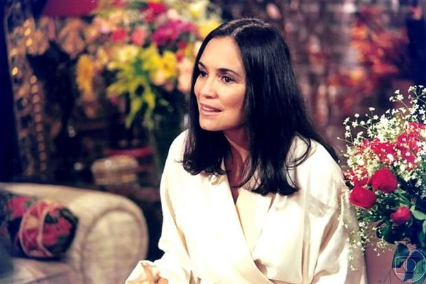 Regina Duarte como Helena na novela Por Amor (1997) (Foto: CEDOC/Globo)