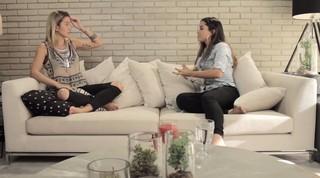 Gabriela Pugliesi e Anitta (Foto: Youtube / Reprodução)