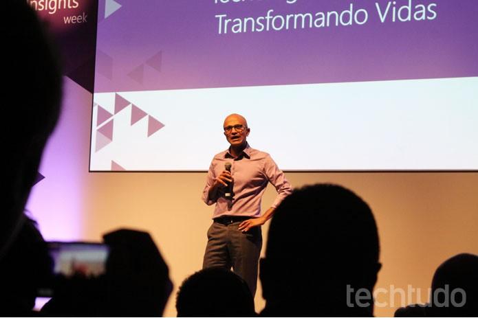 Satya Nadella, CEO Microsoft (Foto: Leonardo Avila)