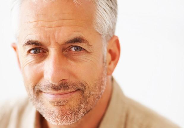 Homem mais velho (Foto: Shutterstock)