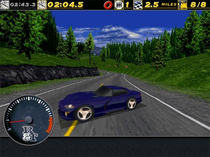 The Need for Speed, o primeiro da série (Foto: Divulgação)