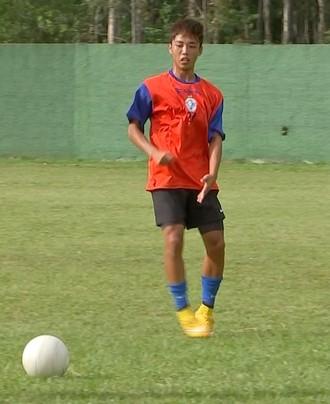 Kim Araguaína Copa São Paulo (Foto: Reprodução / TV TEM)