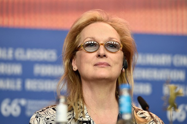 A atriz Meryl Streep (Foto: Getty Images)