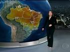 Previsão é de frio no Sul e em partes do Sudeste, Centro-Oeste e Norte