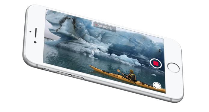 Novo iPhone 6S, lançado em 2015, é mais pesado que o iPhone 6 de 2014 (Foto: Divulgação/Apple)