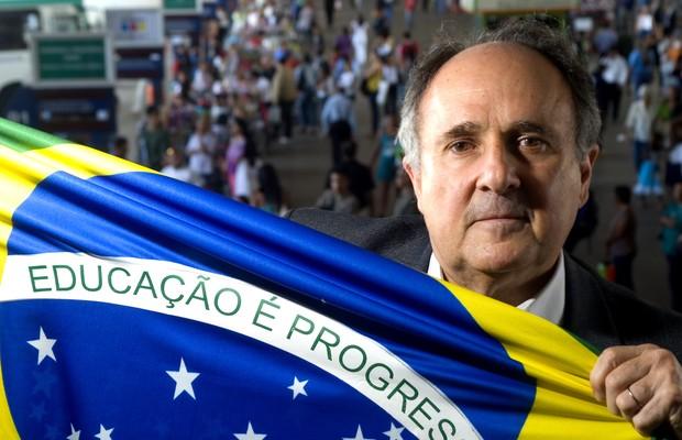 Senador Cristovam Buarque (Foto: Divulgação)
