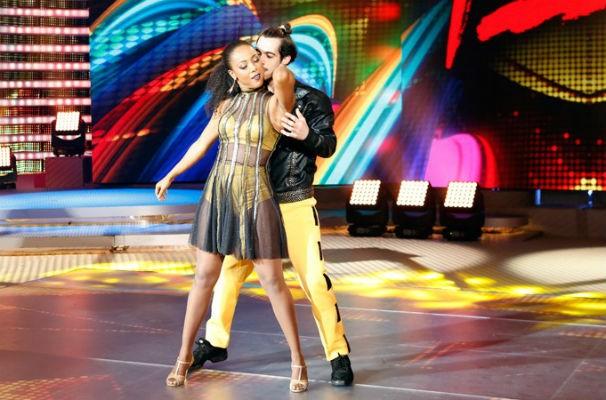 Mulheres se apresentam no Dança dos Famosos do próximo domingo (13) (Foto: Reprodução/TV Gazeta)