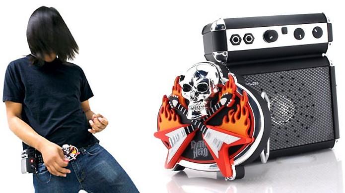 Air Guitar Rocker permitia tocar alguns trechos de Guitar Hero no ar (Foto: Reprodução/IT Rush, Amazon)