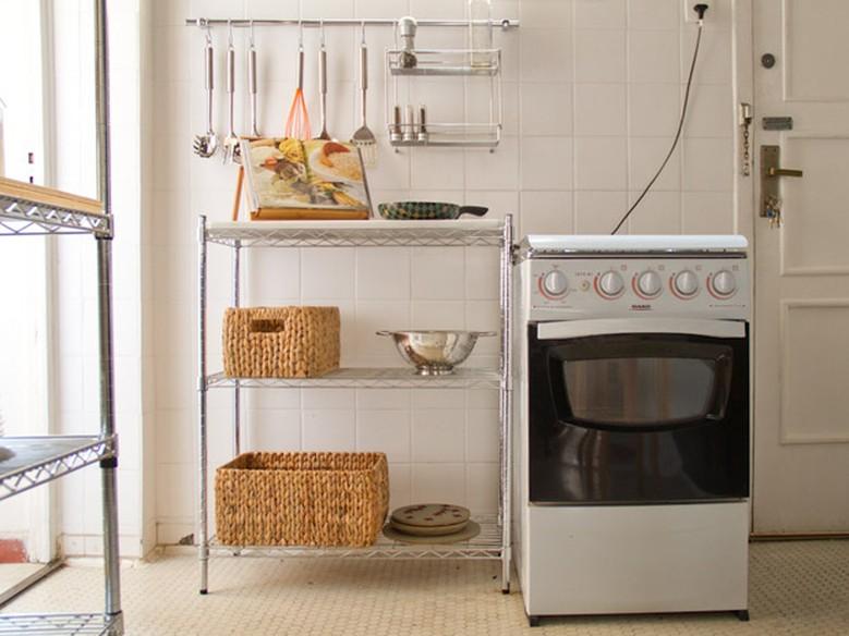 Como decorar uma cozinha pequena  Decora  Programas  GNT # Decorar Cozinha Gnt